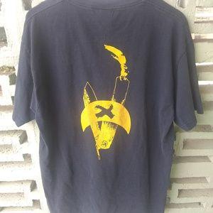 Other - Ronin Higonokami Shirt size large Navy pocket